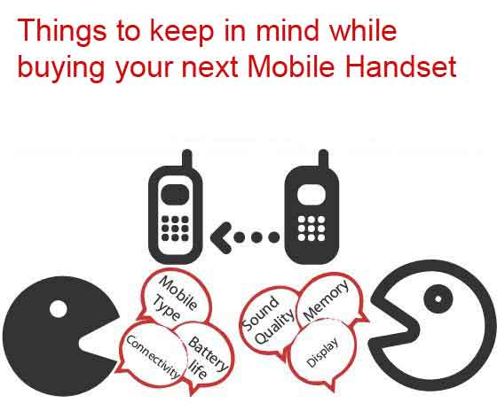 Things to keep in mind while buying mobile
